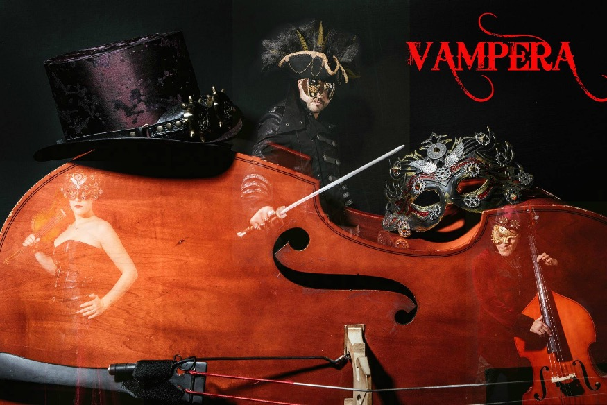 Spectacle Vampera electro lyrique steampunk