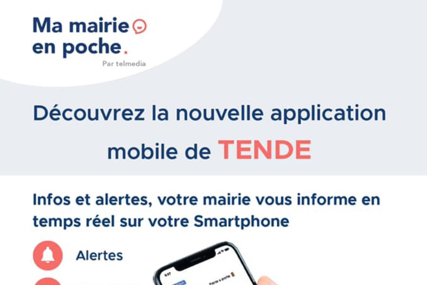 TENDE - La municipalité de Tende se modernise !